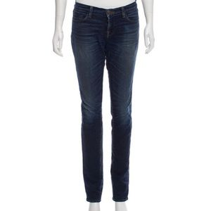 J- BRAND Boutique Lima Mid-Rise Skinny Jeans